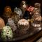 工芸品としても魅力的な小樽硝子のおちょこ
