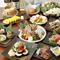 カドクラ自慢の逸品料理を盛り込んだ贅沢づくしのコース♪古き良き日本の絶品料理をご堪能下さい。