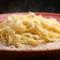 発酵バターと羊チーズのパスタ