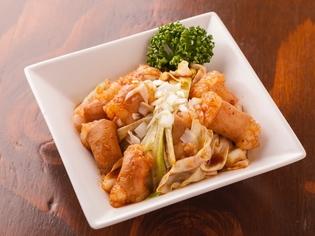 「パイプ」をはじめ、料理には鳥取ならではの食材を