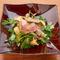 雲丹とキャビアの土鍋御飯