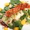新鮮な季節野菜を使用『豆腐のマリネ オニオンコンフィ添え』