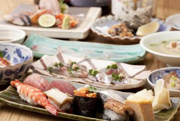 お寿司屋の職人の仕事がわかる一品『小肌』