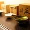 料理を引き立てる日本酒を、こだわりの酒器でいただく贅沢