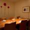 大切な会食にふさわしい、洗練された大人の空間