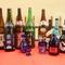 日本酒を中心に、豊富な酒類を愉しめるのも魅力