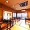 季節感のある繊細な日本料理を、庭をのぞむ落ち着いた店内で