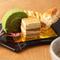 黒糖きな粉ケーキ・抹茶ロール・アップルパイ