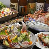 広い宴会場や、飲み放題付きのコースは楽しい時間にうってつけ