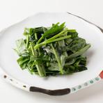 季節青菜の炒め