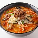 野菜坦々麺