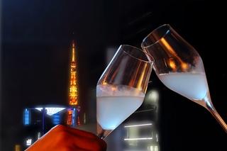 東京タワービュー