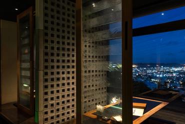 沖縄市 しゃぶしゃぶ 夜景