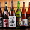 日本酒好きの方には見逃せない。厳選された各地のお酒