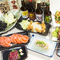 食材もお酒も炭も県内産。宮崎を鶏メインで味わうのに最適