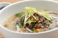本場ベトナムの味を、ここ久喜で再現『フォー』