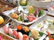刺身 寿司 一品料理 梅原