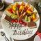 誕生日・記念日には特製のデザートプレート無料贈呈