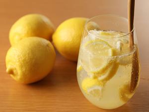 まるごとおいしいレモンサワー