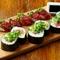 ヘルシーな赤身肉は女性に大人気。九州料理で大人の女子会を