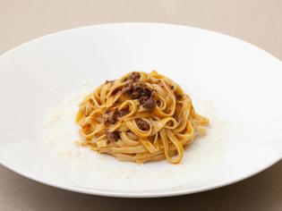 ナポリ産の上質な小麦粉を使い、ピッツァや自家製パスタに