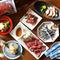 こだわりの食材でつくられた、日本酒に合う絶品料理