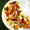 『有機野菜と季節のフルーツのサラダ』