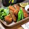 身だけでなく魚の全てを丸ごとすり身にした、静岡県・中部の名産品『黒はんぺんフライ』