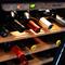 飲みやすいワインと自家製サングリアで乾杯