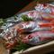 旬の天然地魚をバリエーション豊富に揃えています