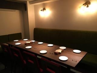 三宮から徒歩5分!7名様以上のご予約で完全個室ご用意できます!