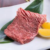 やわらかく深い味わいの『赤身ランプステーキ』100g