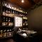 九州の焼酎をはじめ、各地の銘酒が勢揃い