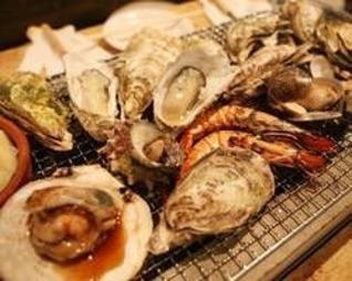 牡蠣をお腹いっぱい食べたい方は、焼き牡蠣食べ放題がオススメ!