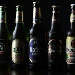 ドイツの様々なタイプのビールが充実のラインナップ