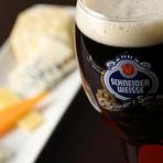 バリエーション豊富なドイツビールがリーズナブル