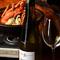 白ワインと牡蠣のマリアージュに酔いしれる