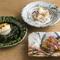 料理をさらに引き立てる現代作家の器たち