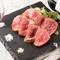 厳選の松阪牛は深い味わいが魅力、限定8食の『松阪牛のタリアータ』