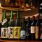 青森県の名だたる生産者がつくった、種類豊富な名酒を用意