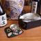 料理によく合う日本酒を厳選。焼酎やワインの品揃えも豊富
