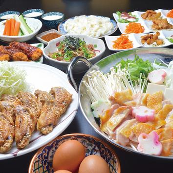 名古屋飯いろいろコース