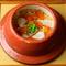 『御飯』※画像は「鯛と唐墨の釜炊き御飯」。懐石料理の一例です。
