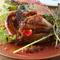 玉ねぎ×玉ねぎ。玉ねぎづくしの一皿『丸ごと玉ねぎのロティ ~玉ねぎのソースで~』