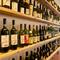 リーズナブルに愉しめる一本から高級ワインまで豊富な品揃え