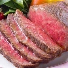数量限定赤字覚悟のローストビーフ食べ放題!1日10kgの限定料理!サラリーマンに大好評☆