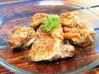 風味豊かで、ジューシーな『日南鶏のハーブグリル』