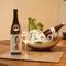 利酒師が選んだ季節の日本酒を堪能