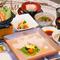宮崎県内の食材をふんだんに使用