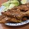ふんわり柔らかい食感のラム肉は新鮮で臭みがなく、お酒との相性も抜群な逸品料理『ラム焼肉』